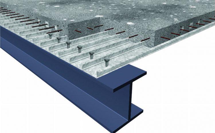 sàn liên hợp kết cấu thép