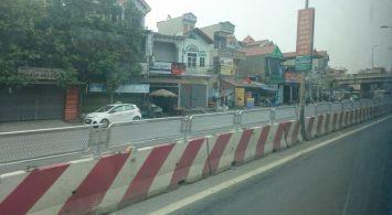 Đầu tư xây dựng công trình QL1 đoạn tránh thành phố