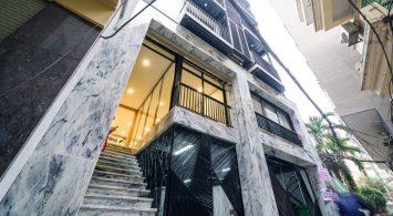 Nhà khung thép cao tầng – Trần Duy Hưng